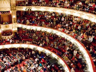 Coliseum audience
