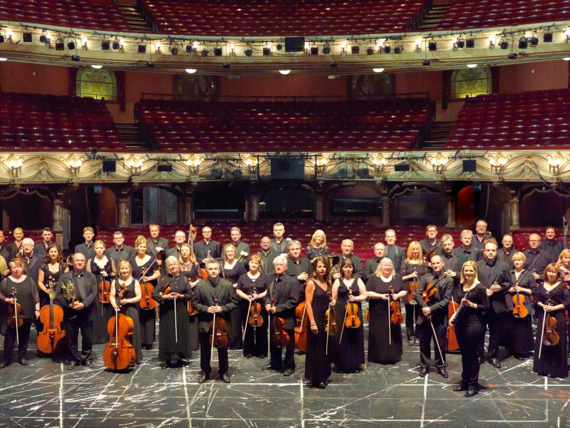 The ENO Orchestra