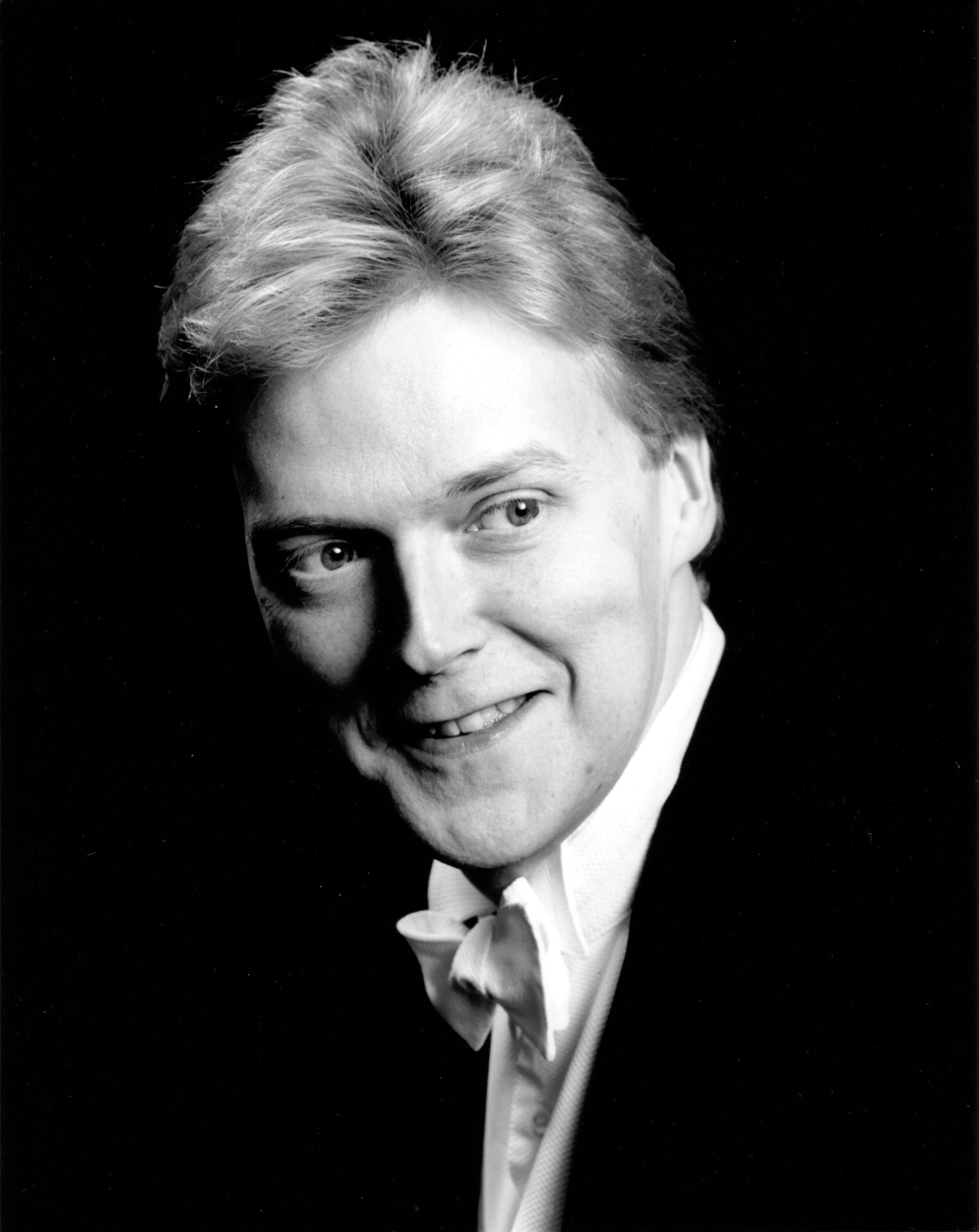 John Graham Hall - artist at English National Opera