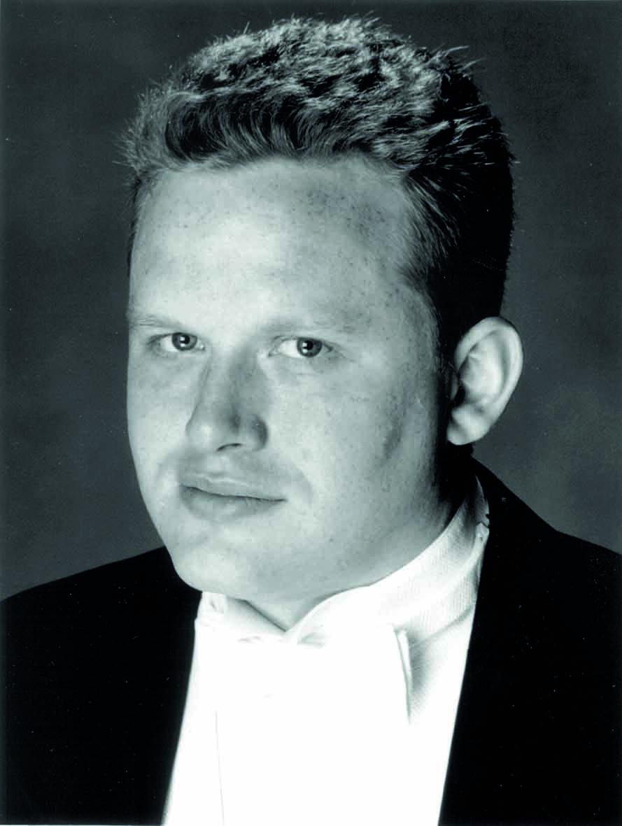 Peter Auty - Tenor at English National Opera