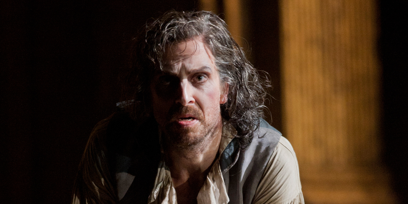 ENO's Tosca - Matthew Hargreaves as Angelotti. Photo by Mike Hoban