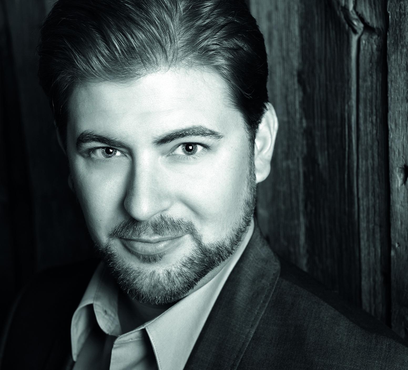 Craig Colclough - artist at English National Opera