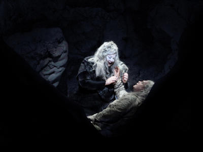 NO Tristan and Isolde: Heidi Melton and Stuart Skelton (c) Catherine Ashmore