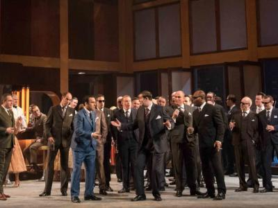characters from rigoletto on stage
