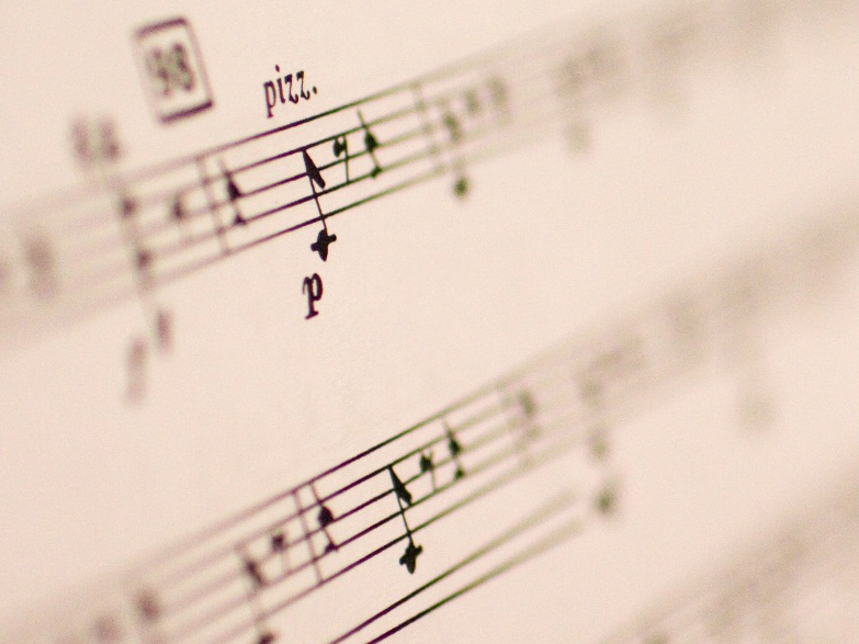 ENO Composers - featured image - music score