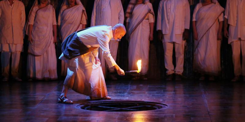 Satyagraha: Philip Glass