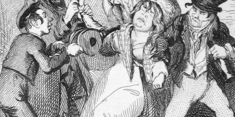 Oliver Twist: Nancy