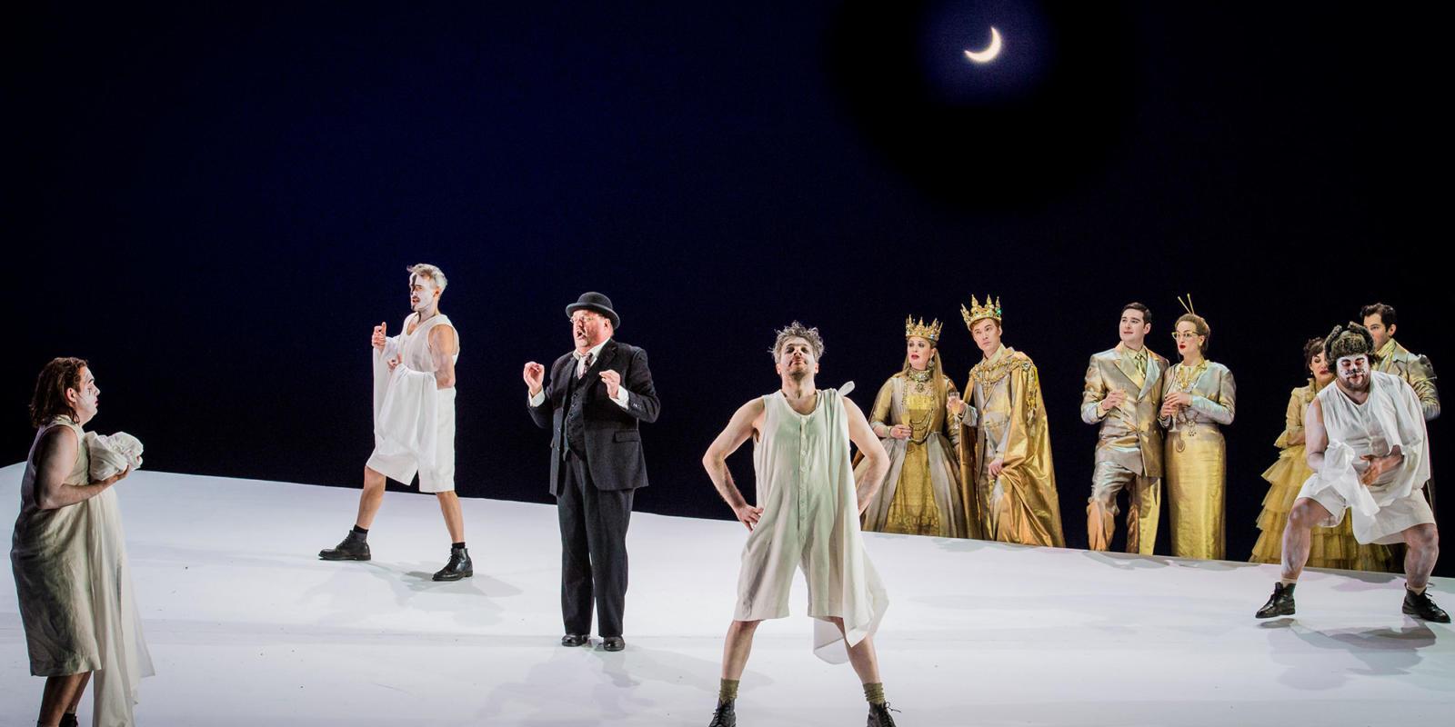 ENO A Midsummer Night's Dream Cast (c) Robert Workman
