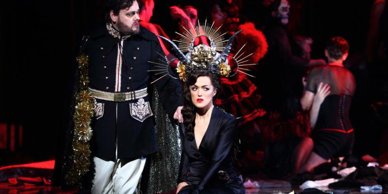 La traviata: Violetta