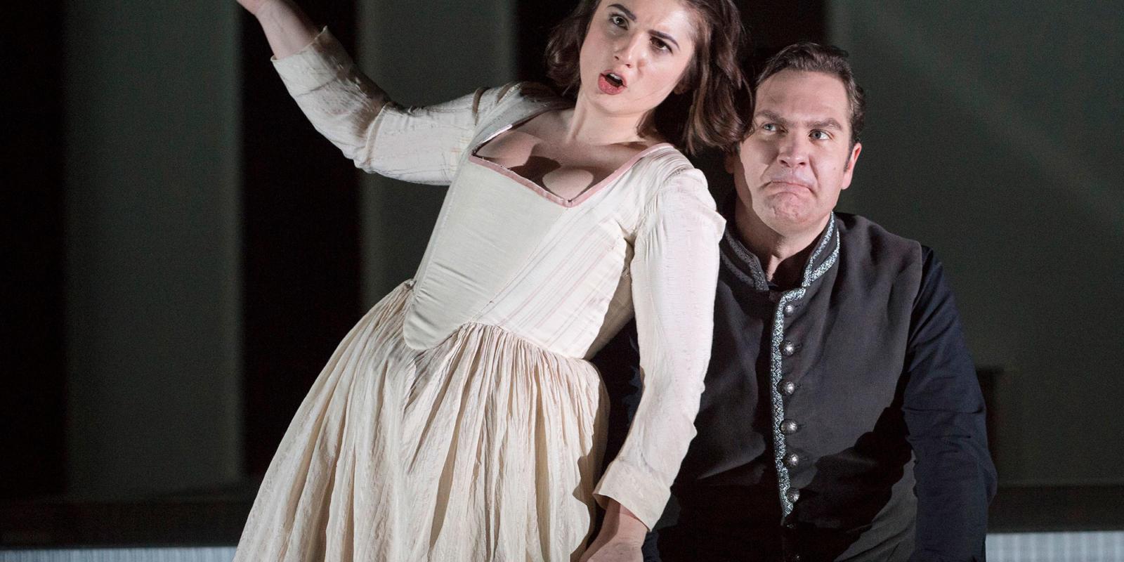 ENO 17/18: The Marriage of Figaro Alison Rose Thomas Oliemans (c) Alastair Muir