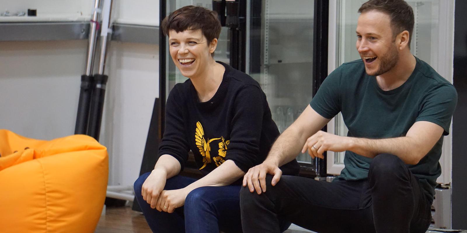 ENO Studio Live: Acis and Galatea - Alexander Sprague and Sarah Tipple