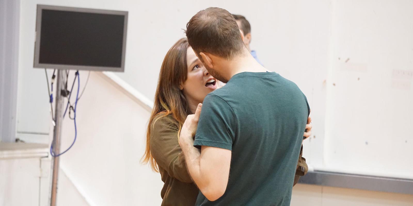 ENO Studio Live: Acis and Galatea - Alexander Sprague and Lucy Hall