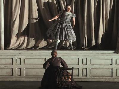 ENO Lucia di Lammermoor production trailer