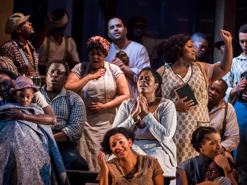 porgy & bess summertime