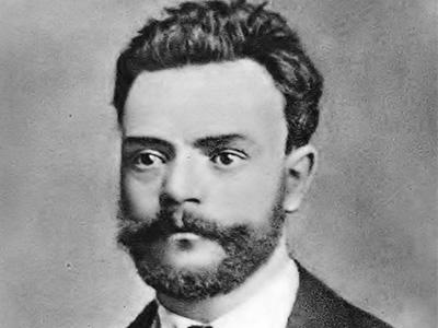 ENO Composer Antonín Dvořák