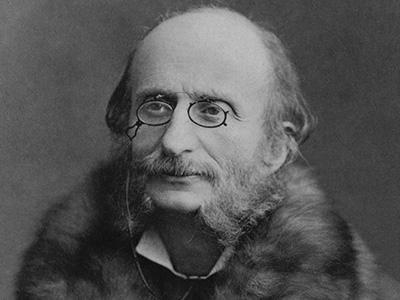 ENO Composer Jacques Offenbach