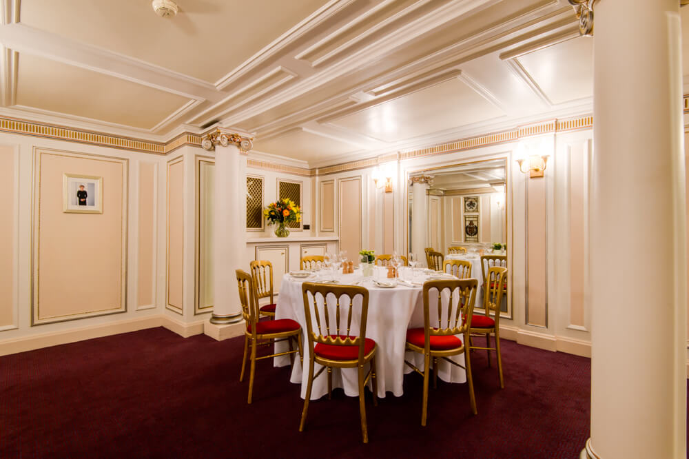 The Royal Retiring Room