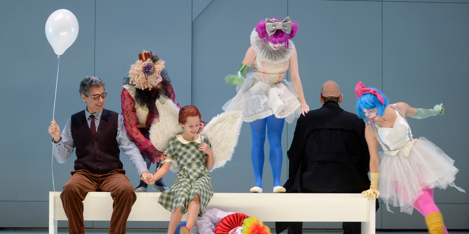 ENO1920 Luisa Miller: Anton Keremidtchiev as Miller in Oper Wuppertal's production (c) Jens Grossmann