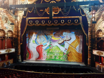 ENO1920 Jonathan Miller Safety Curtain