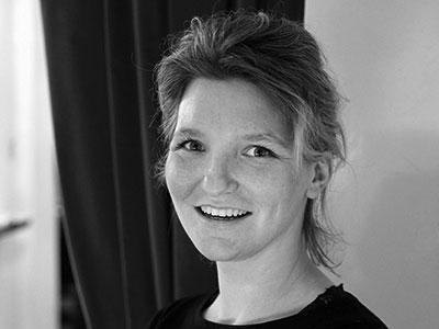 Eva-Maria Van Acker Headshot
