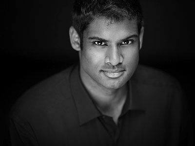 Sean Panikkar Headshot