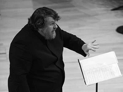 ENO Composers Oliver Knussen