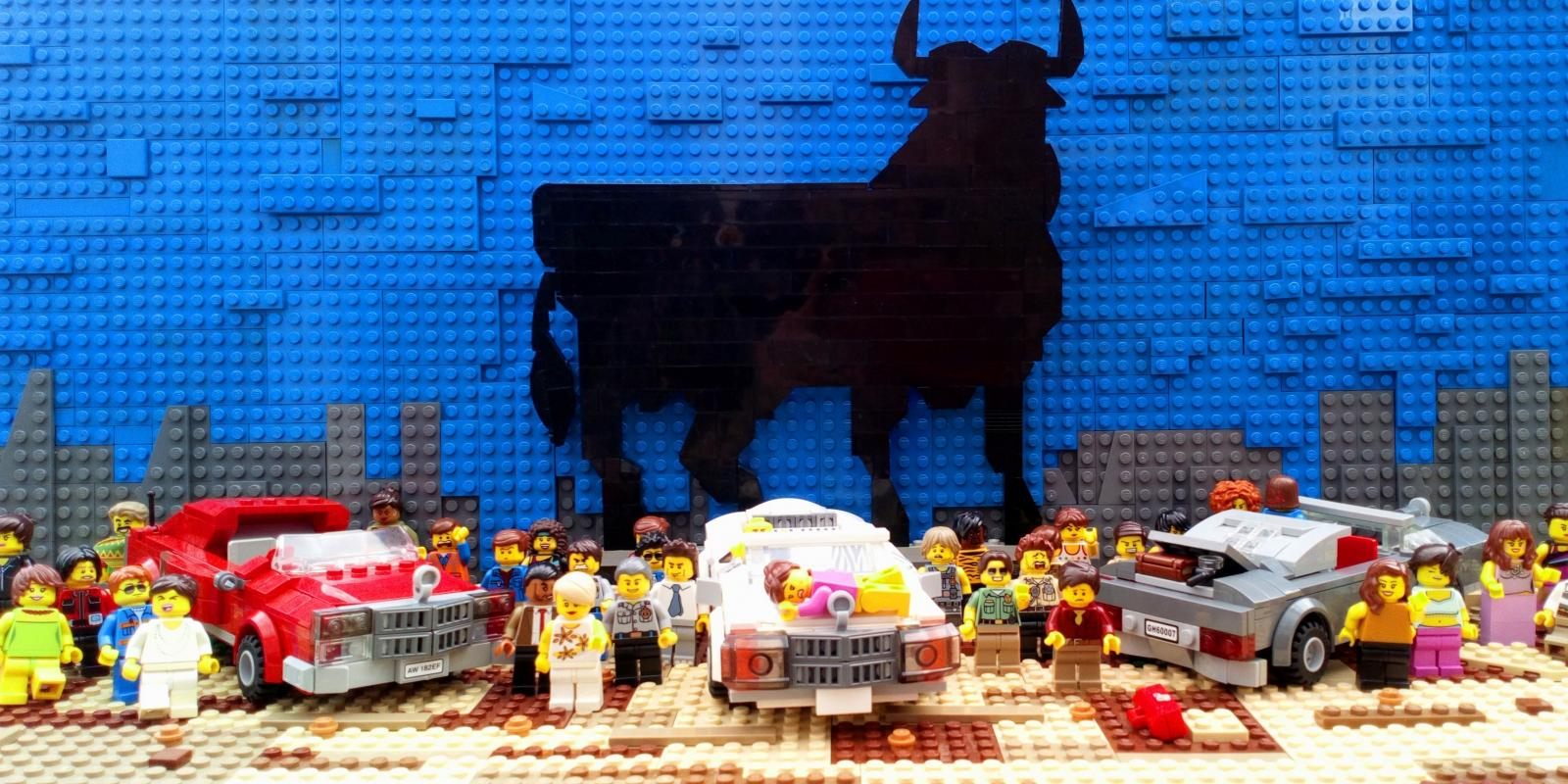 Carmen Lego Challenge
