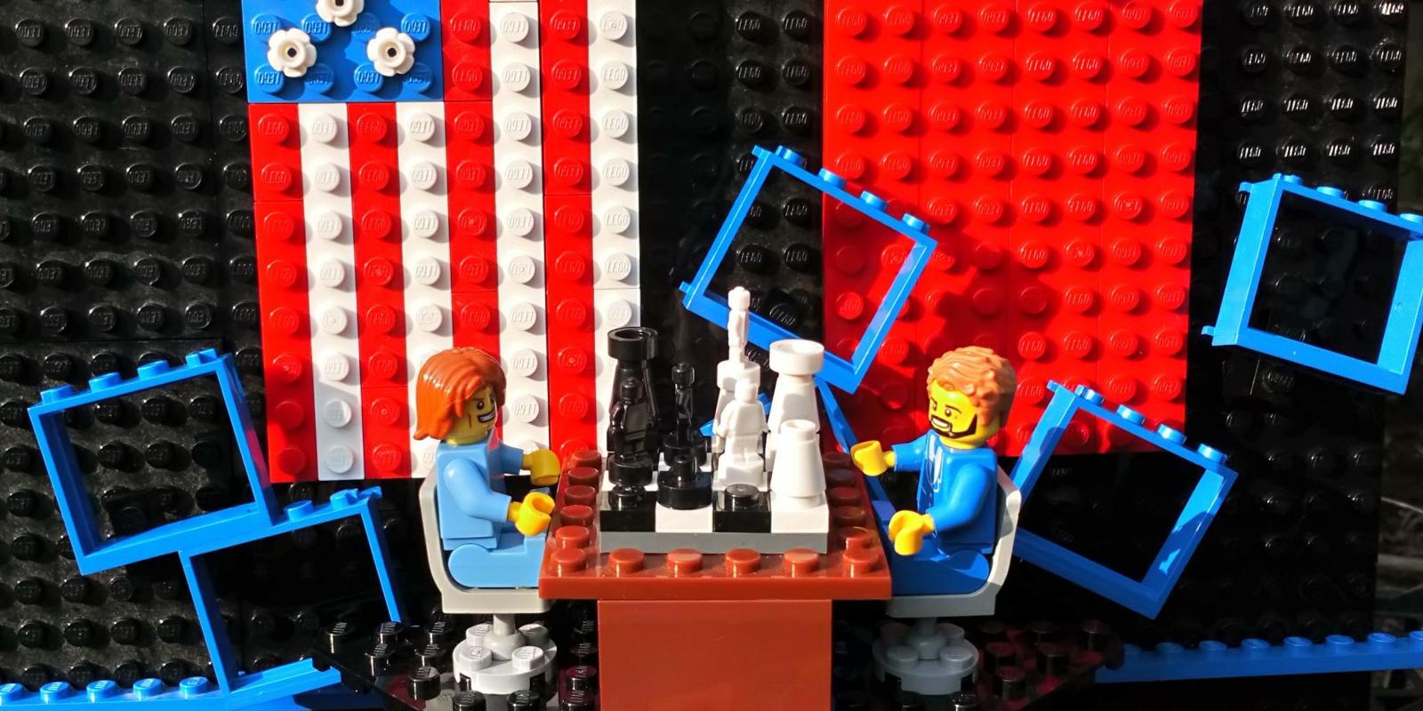 Chess Lego Challenge