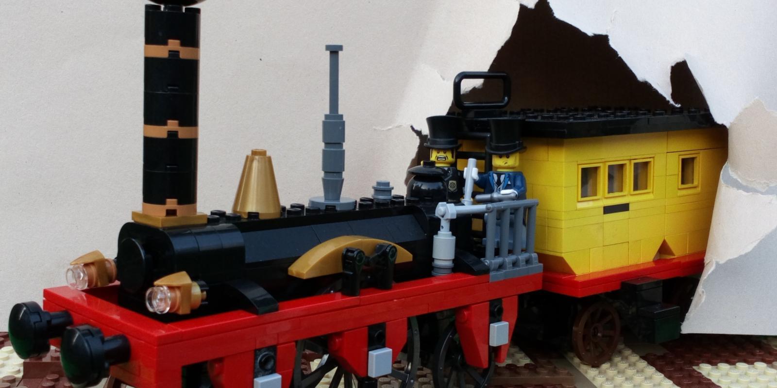 Iolanthe Lego Challenge