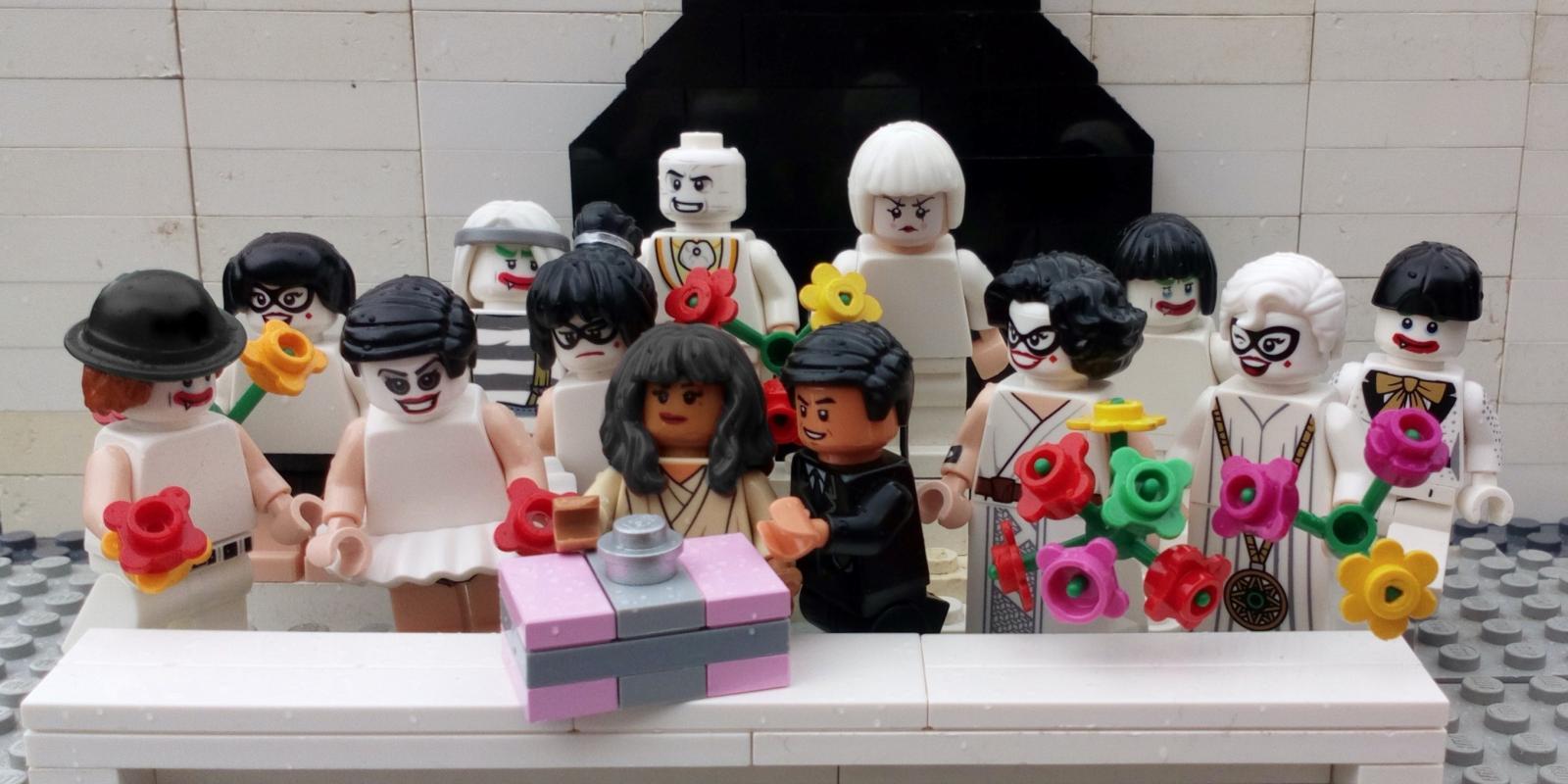 Luisa Miller Lego Challenge