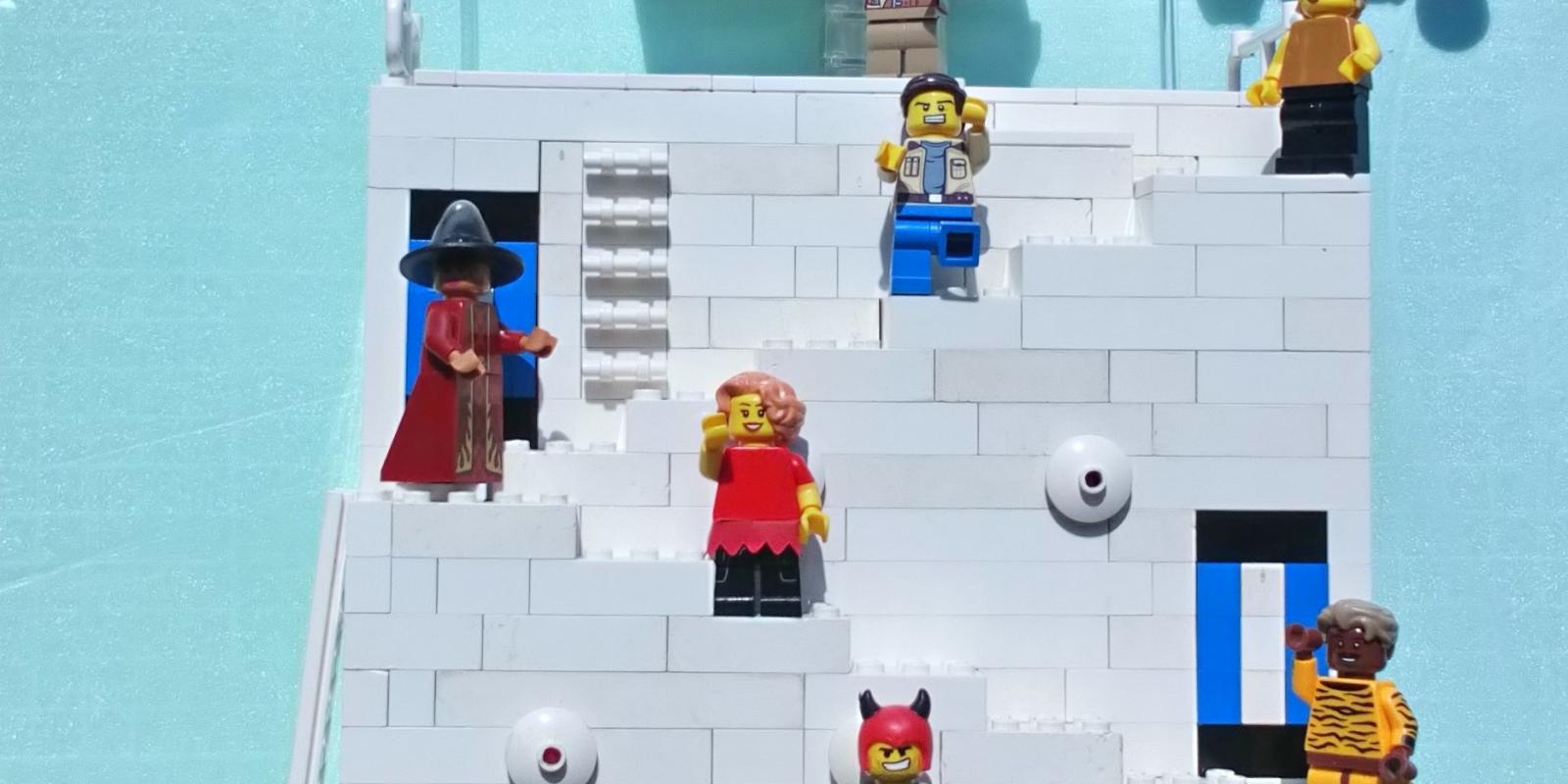 Orpheus in the Underworld Lego Challenge