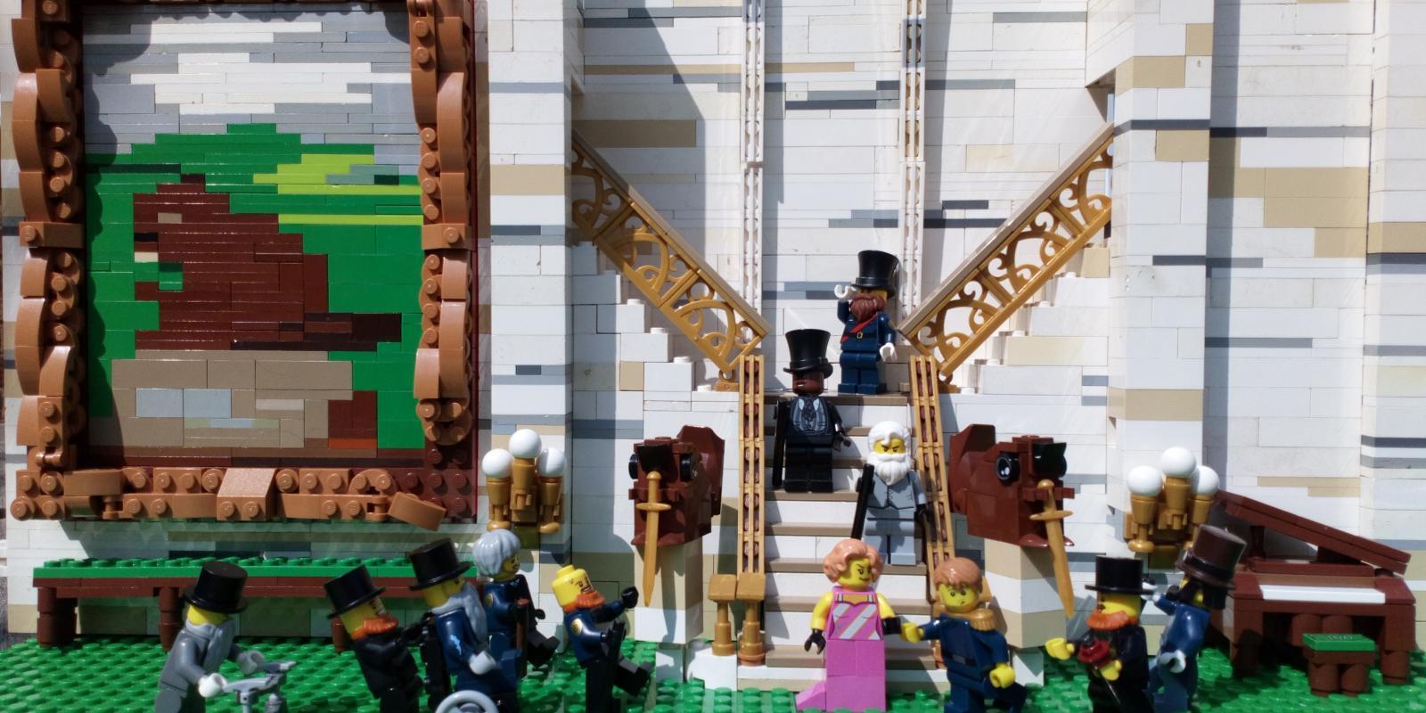 Merry Widow Lego Challenge