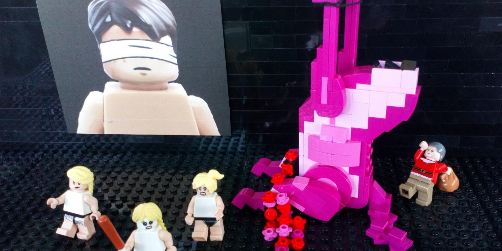 Salome Lego Challenge