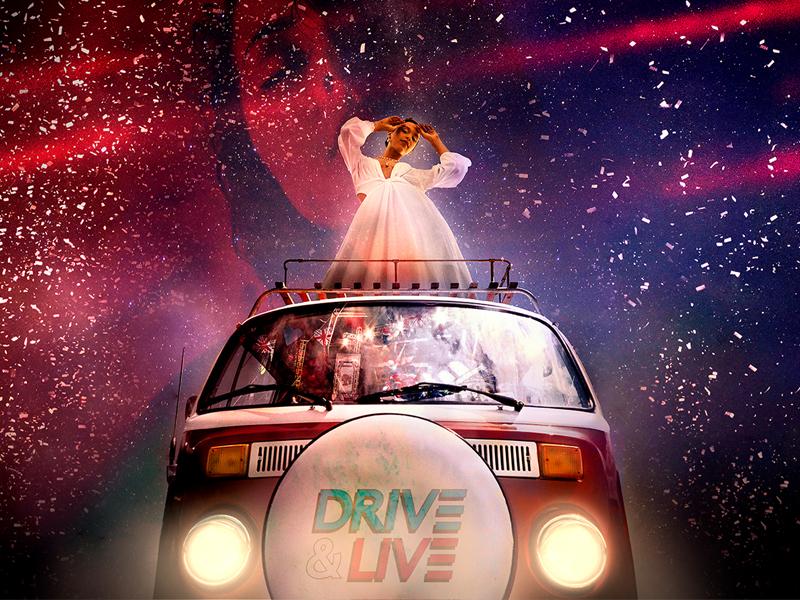 ENO Drive and Live - La boheme