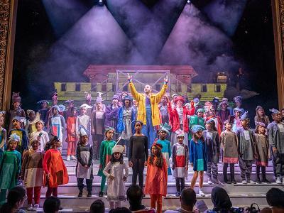 ENO and Stratford East's Noye's Fludde - Children's Ensemble