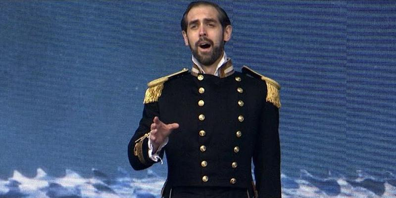 HMS Pinafore at West End Live 2021